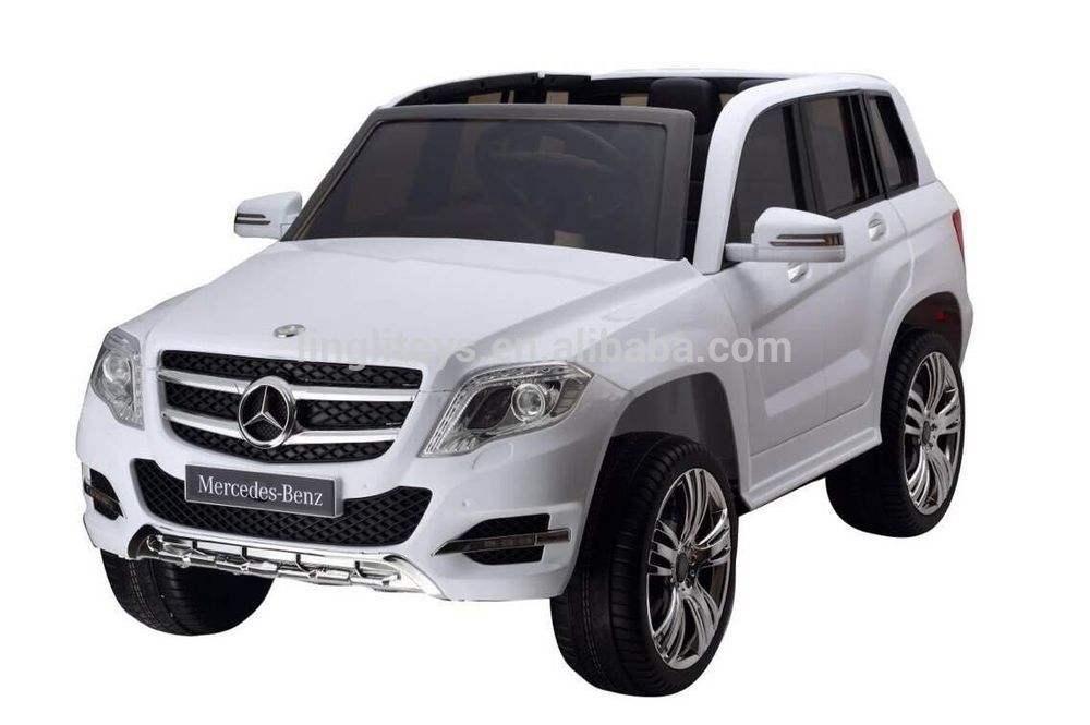Горячая распродажа! ребенок <span class=keywords><strong>Mercedes</strong></span> Benz GLK 300 электрический езды на автомобиле 12 В с дистанционным управлением