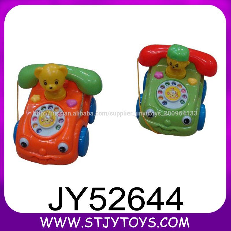 Дети любимый тянуть строка игрушка автомобиль форма <span class=keywords><strong>мобильный</strong></span> <span class=keywords><strong>телефон</strong></span> игрушка со звуком