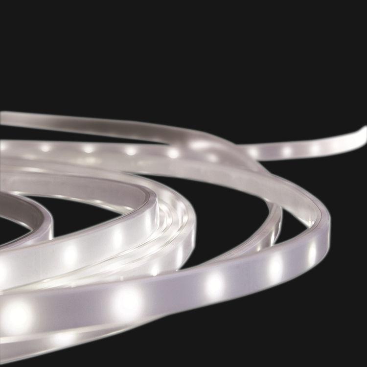 Vendita calda di Alta Qualità TPU Flex Led Strisce 24 V Smd Impermeabile Flessibile Striscia di Rgb Led