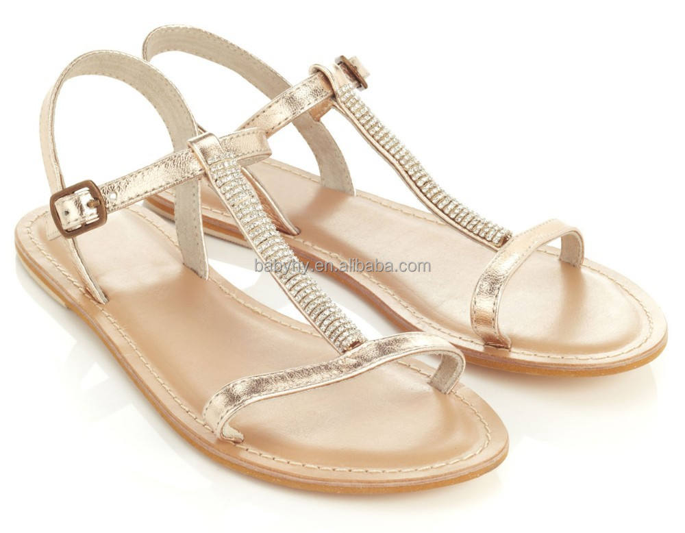 freeship einfache designer schöne kinder schuhe sandalen