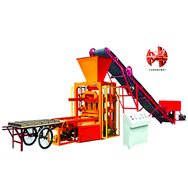 Sales automatic cement brick making machine / used concrete block making machine for sale