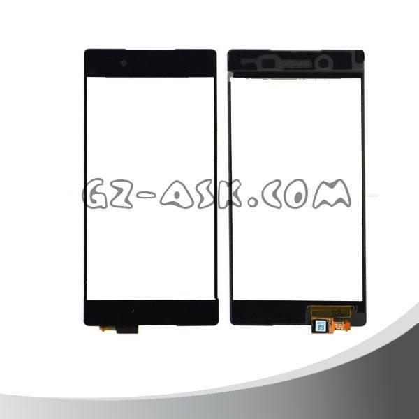 لسوني لاريكسون z3 z4 + z3 زائد E6553 E6533 لمس لوحة زجاجية سوداء online التسوق