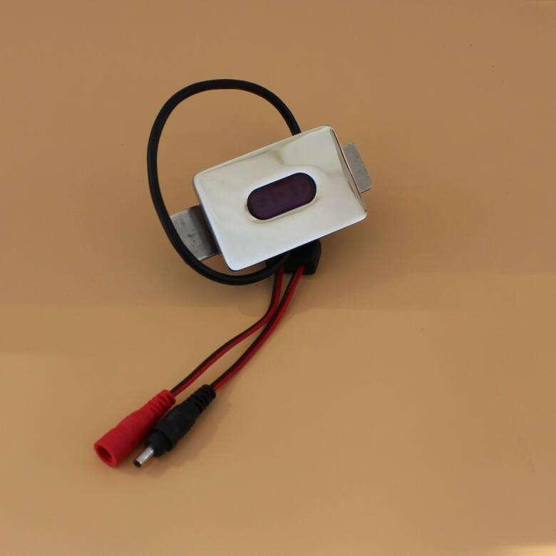 Mictório indutivo automático incorporado montado sensor automático mictório banheiro Pia Torneiras sensor de Mictório