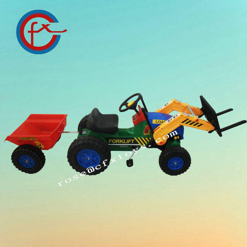 los regalos maravillosos juguetes de niños coche 418 carretilla elevadora