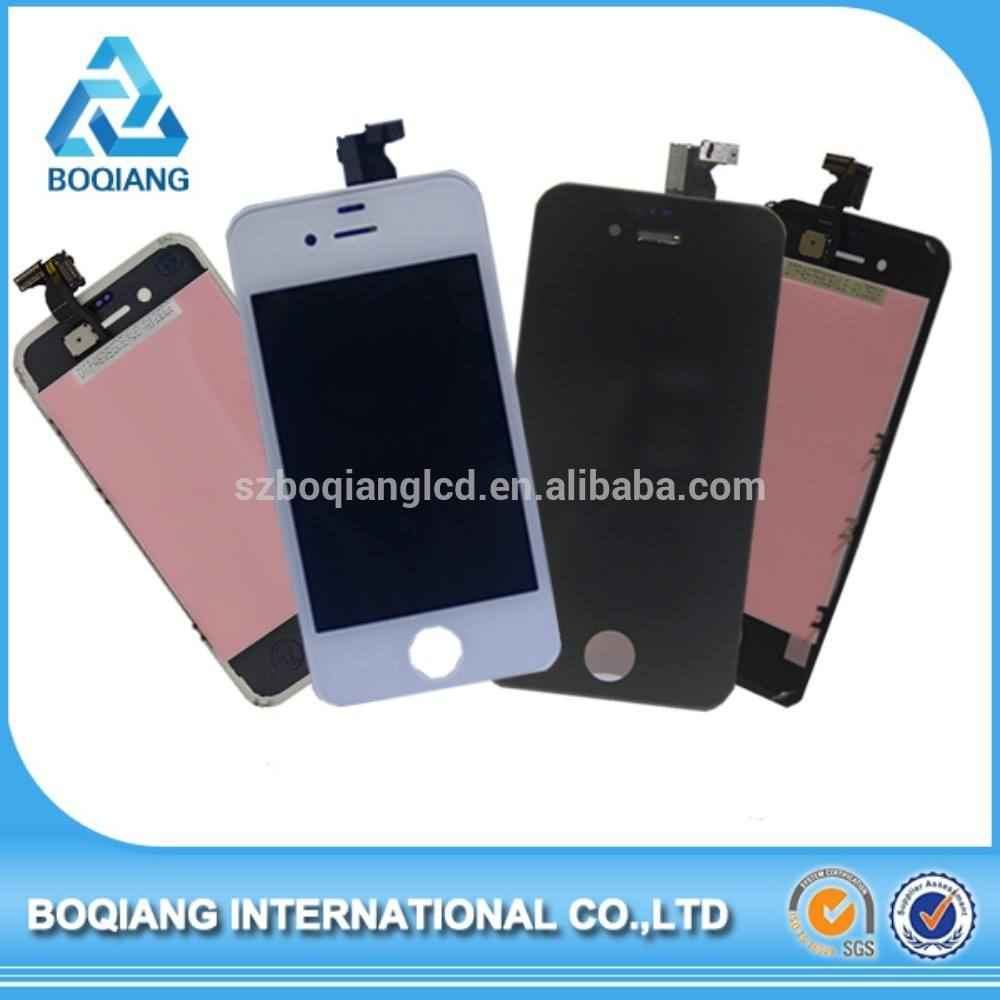 Preço mais barato grade AAA para oem / iphone 4 original lcd screen display