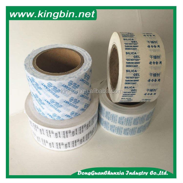 Déshydratant emballage papier/sachets de gel de silice usine/gel de silice sacs