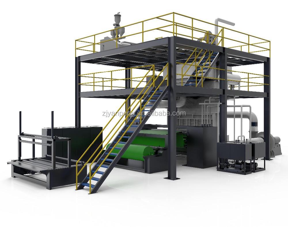 提供プロフェッショナル不織布機器ソリューション不織布製造機ですべてのタイプ