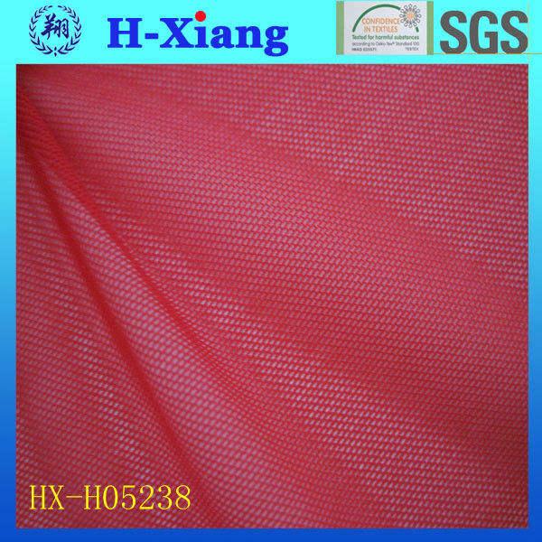 nylon / spandex mezcla de tejido elástico