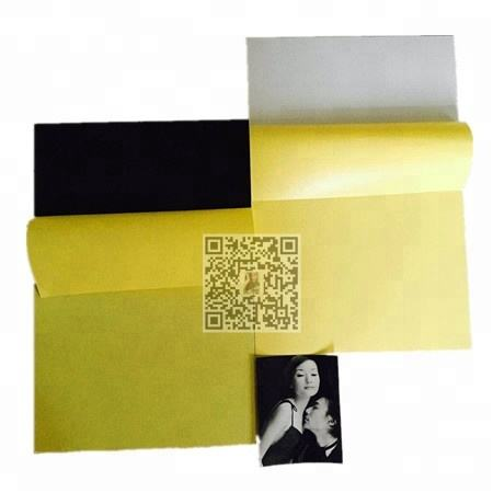 High quality photo book double side self adhesive pvc sheet foam 1.0mm price