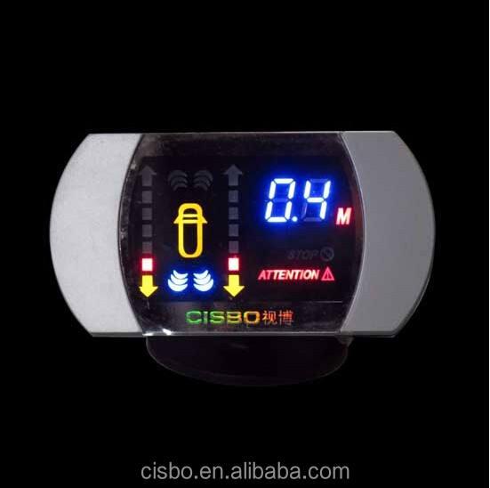 park sensörü tipi ve dc 12v voltaj vfd hud park sensörü