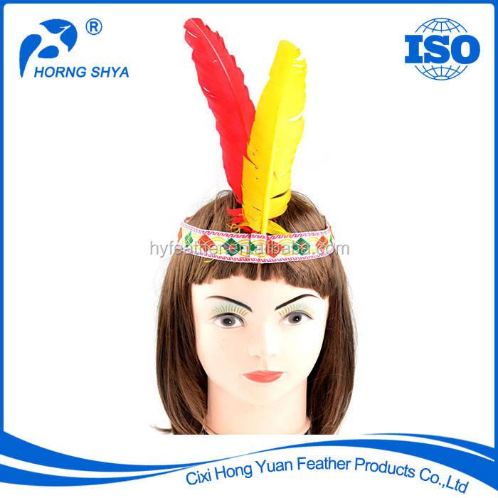 China Führende Fabrik TOP10 <span class=keywords><strong>Karneval</strong></span> Party Einfache Design Indische Kopfschmuck Für Verkauf