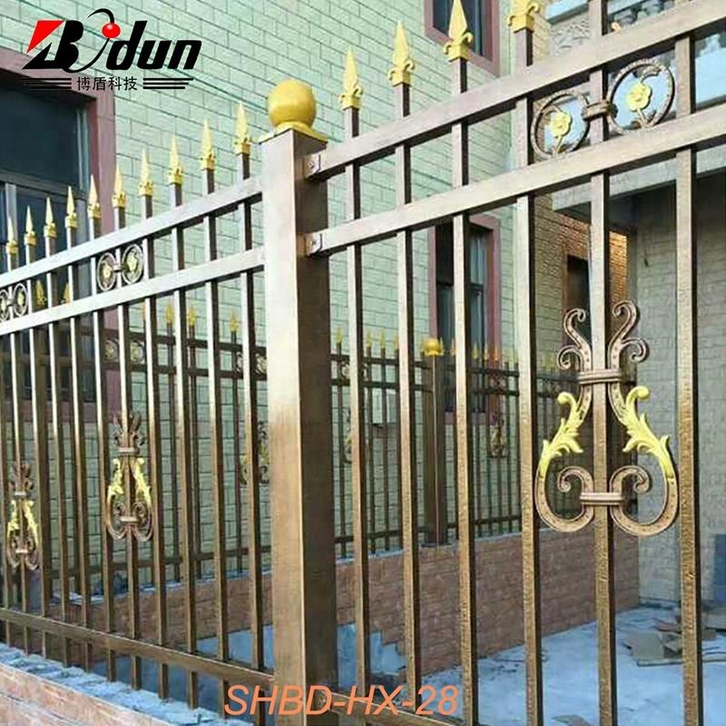 garden fence hot sale metal fence post fence panels