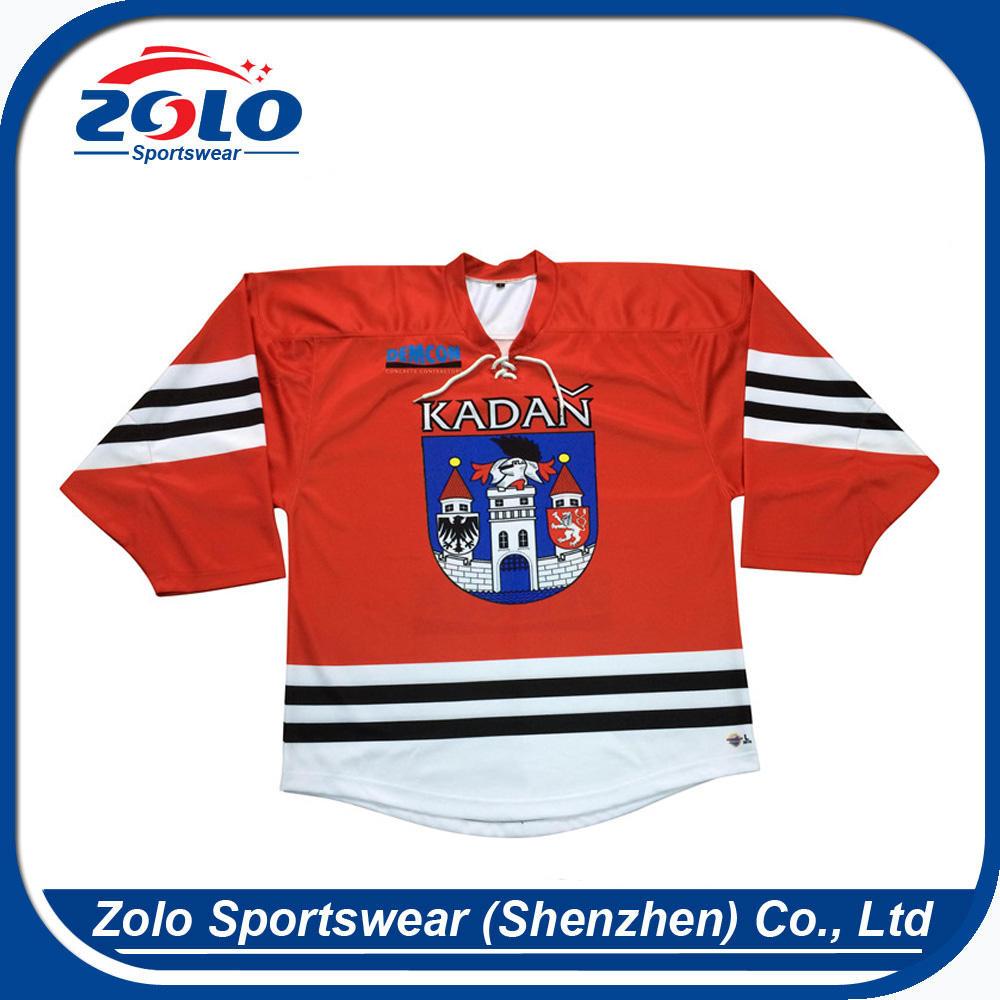 Thiết kế New custom thời trang khô phù hợp với thể thao blues hockey