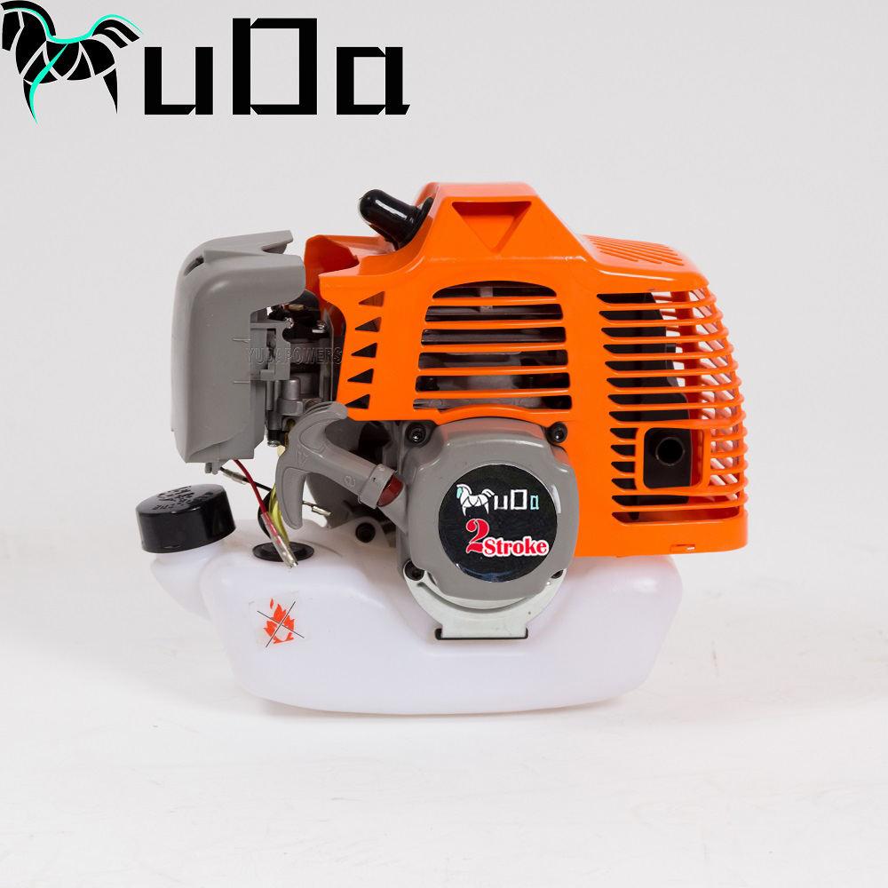 空冷単気筒2ストローク43cc刈払機1e40fガソリンエンジン