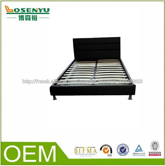 fabricant professionnel de mur en métal double horizontal lits lits superposés complet