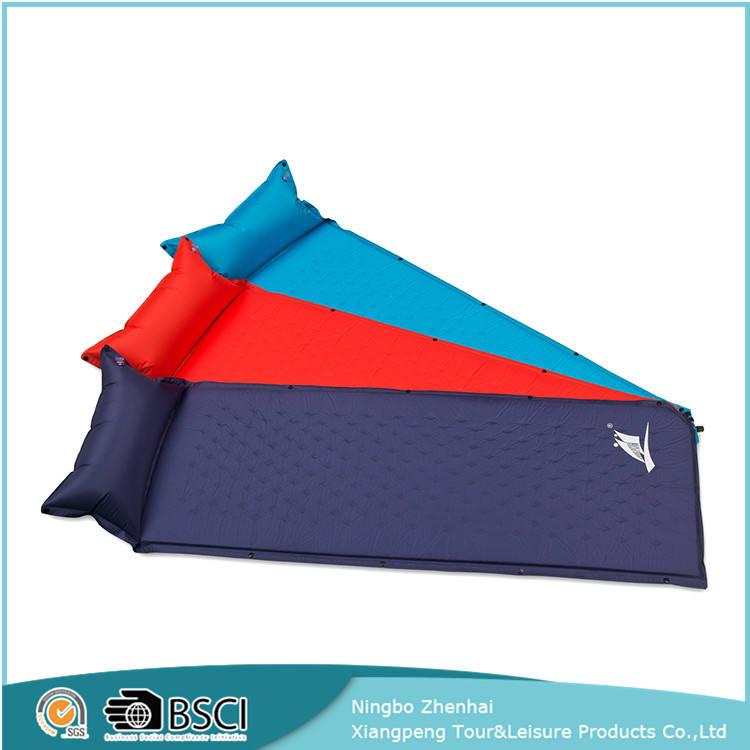 Di alta qualità impermeabile esterna aria letti materasso gonfiabile