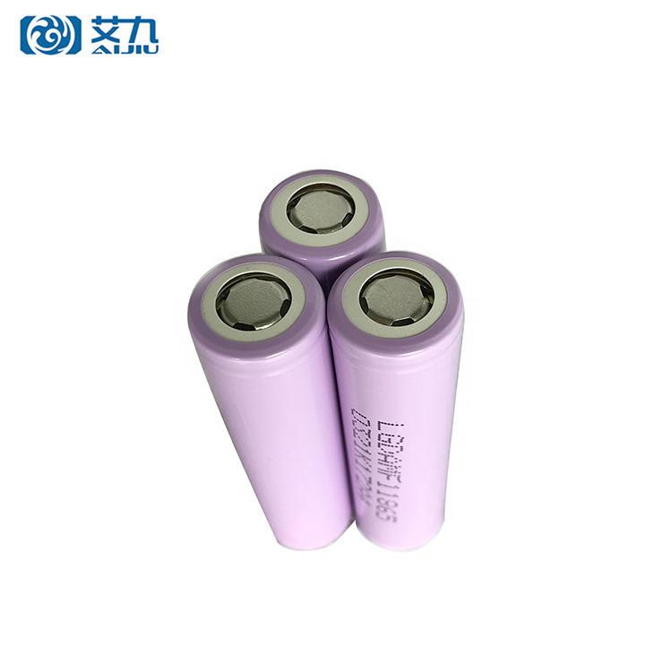 Bateria de Iões de Lítio recarregável 18650 3.7 V 800 mAH 3400 mAH 4400 mAH 7000 mAH 8600 mAH Para Luz de Bicicleta