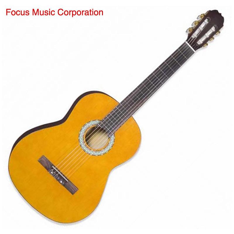 """FCG-130 Barato instrumento Musical 39 """"Concerto Sólida Guitarras Clássicas"""