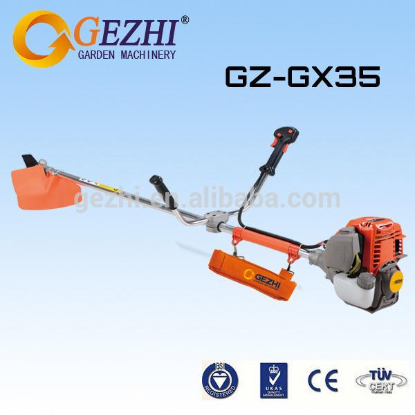 Gasolina motoguadañas cortador de cepillo de cuatro gx35 carrera profesional de la máquina <span class=keywords><strong>jardín</strong></span> gz-gx35