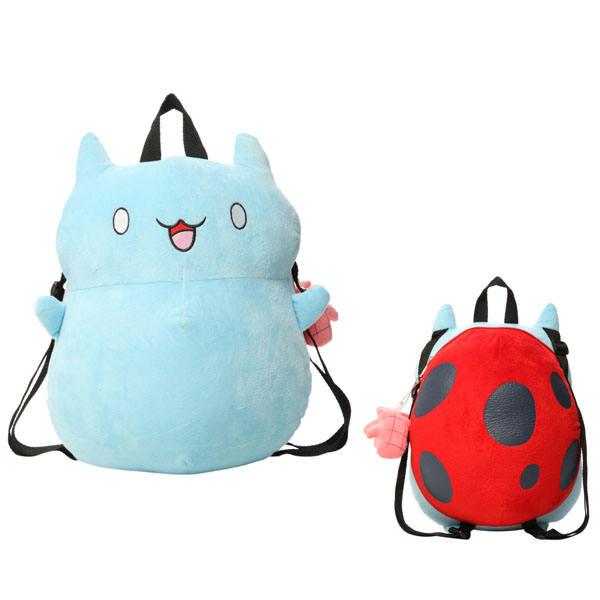 мультфильм hangerover храбрые воины catbug дизайнер дети детей плюша рюкзак