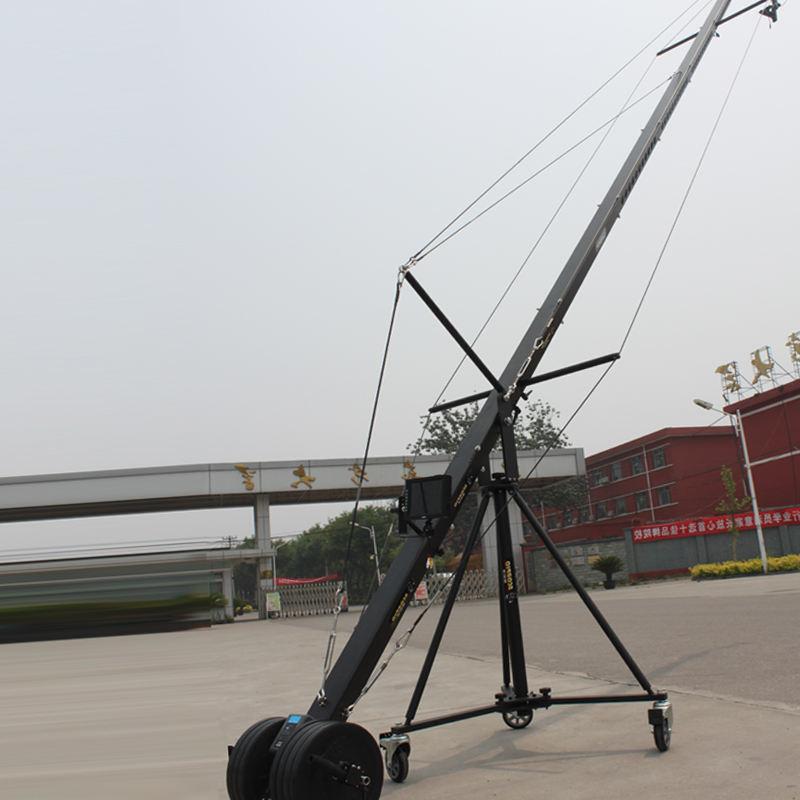 <span class=keywords><strong>Precio</strong></span> barato 6 m China cámara de vídeo DSLR jib para la venta