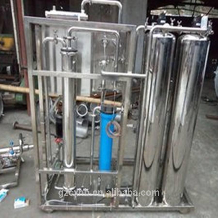 フルステンレス鋼小容量250l/h淡水化プラント/roマシン