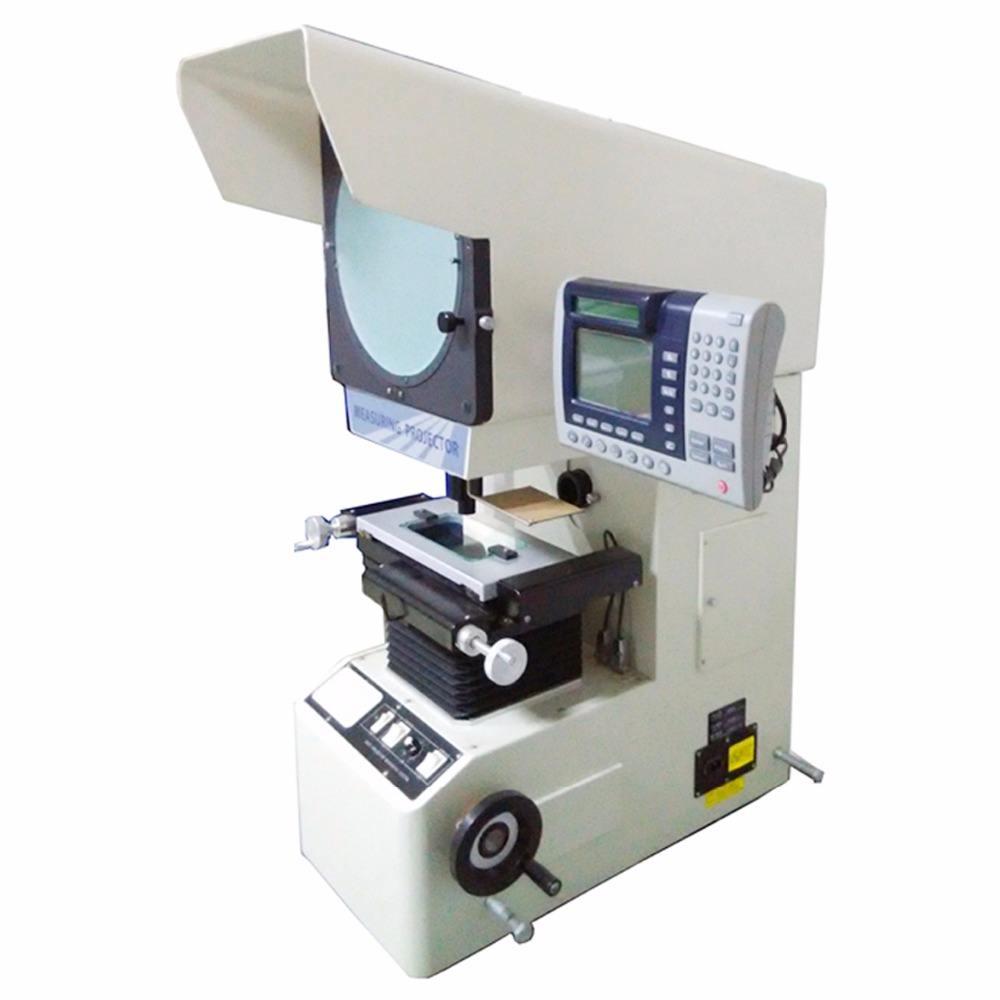 Automatiquement profil cran comparateur optique projecteur