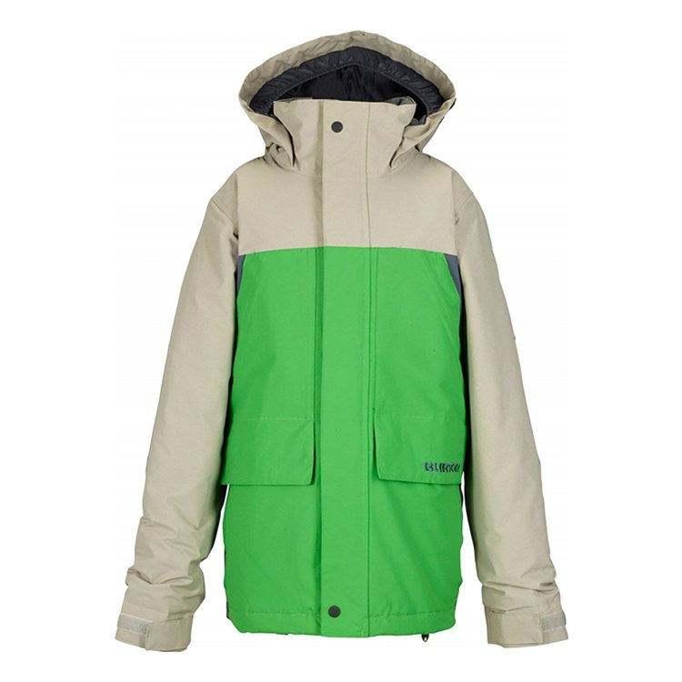 Frauen Headliner Snowboard Jacke Lange Schnee Kleid