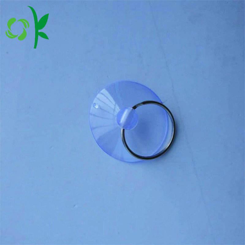 Китайские производители дешевых заказ высокого качества Красочный силиконовой присоской