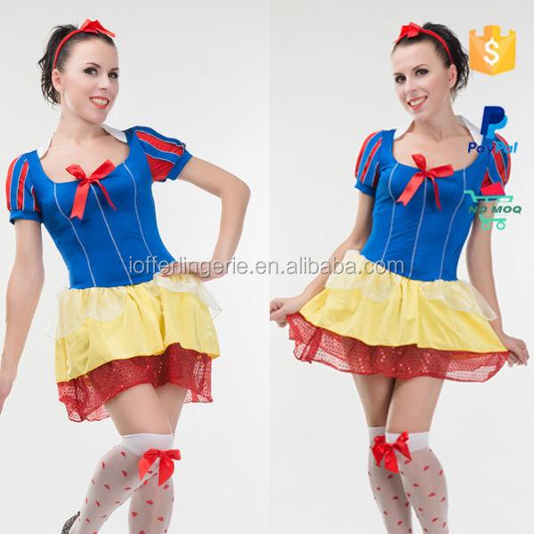 toptan dropship Halloween prenses çıplak Cosplay kostüm