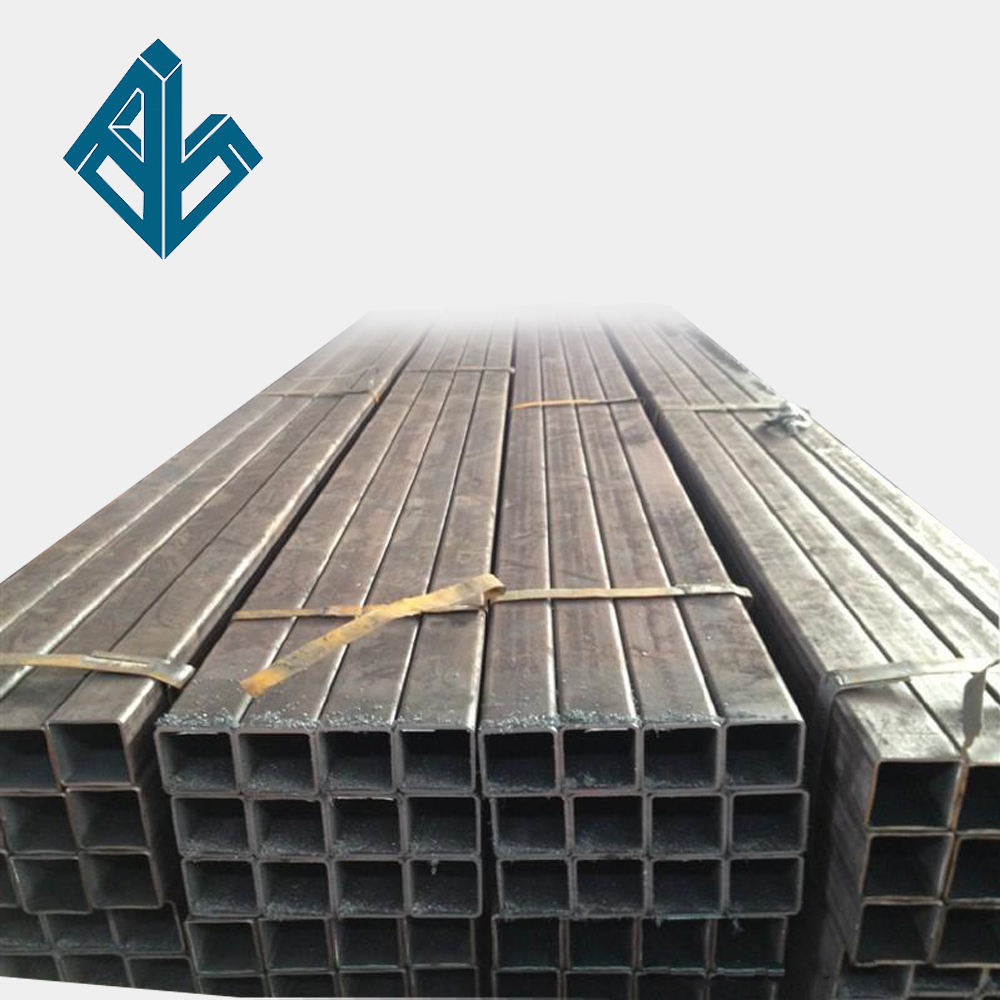 Торговли обеспечение мягкий ERW квадратных полых разделе стальной трубы