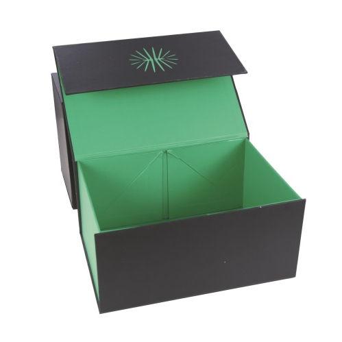 Imán cajas magnético caja de cajas plegables hecho a mano cajas menos volumen menos carga