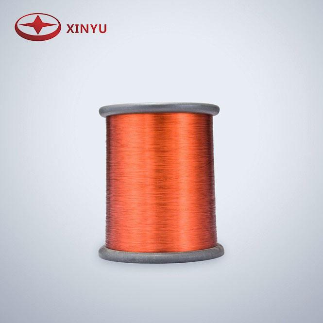 10% cobre ECCA esmaltado Alambre de aluminio revestido de cobre para el bobinado del motor