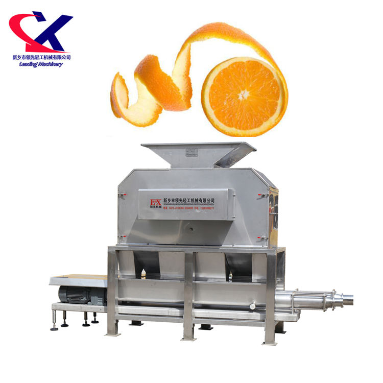 Commercial Orange Skin Remove Machine Orange Peel Remove Machine