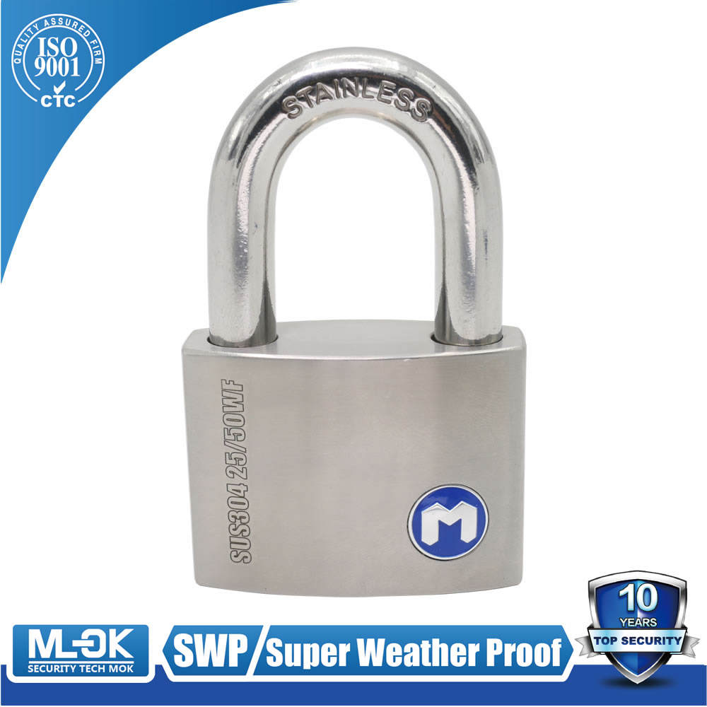 Высокий Уровень Безопасности Pad Замок Система Главный Ключ