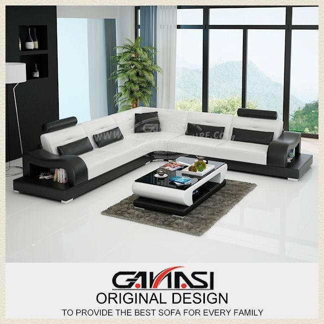 Español muebles antigüedades, muebles de salón de cuero, sofá muebles de tres piezas