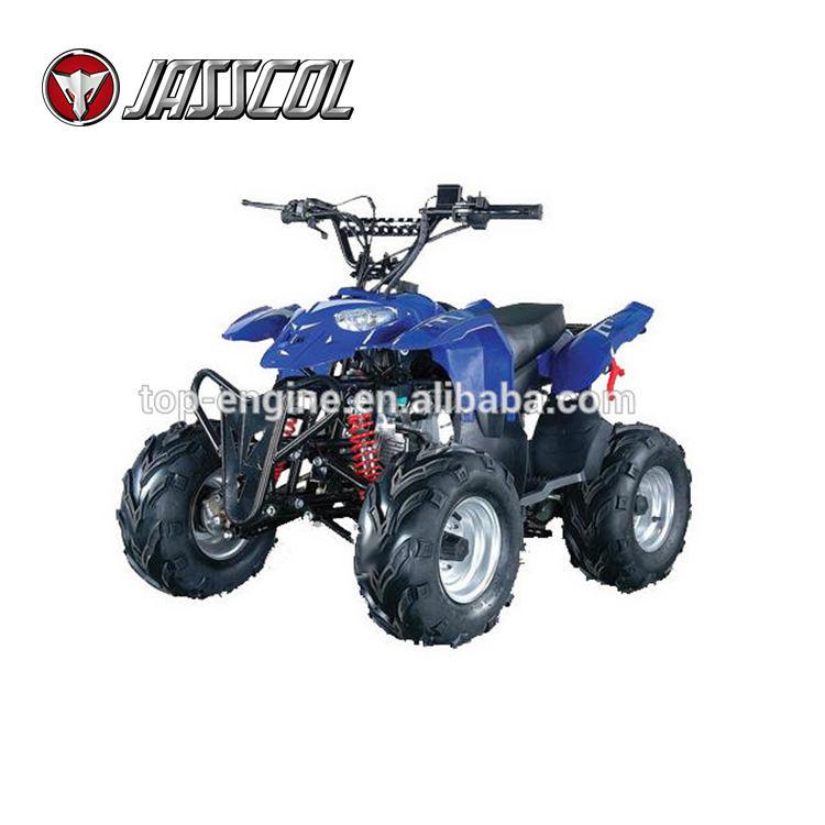 Nuevo llegan los niños barato mini Bull Racing 110cc ATV 4x4 para la venta