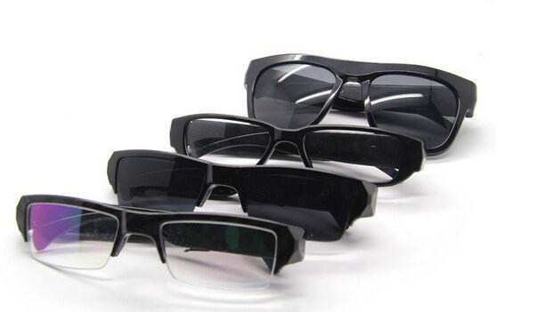 Invisible. lunettes enregistreur vidéo caméra avec carte mémoire yz-a3000 16gb