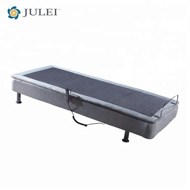 Cadre de lit réglable électrique à télécommande électrique câblé de meubles intelligents de ménage