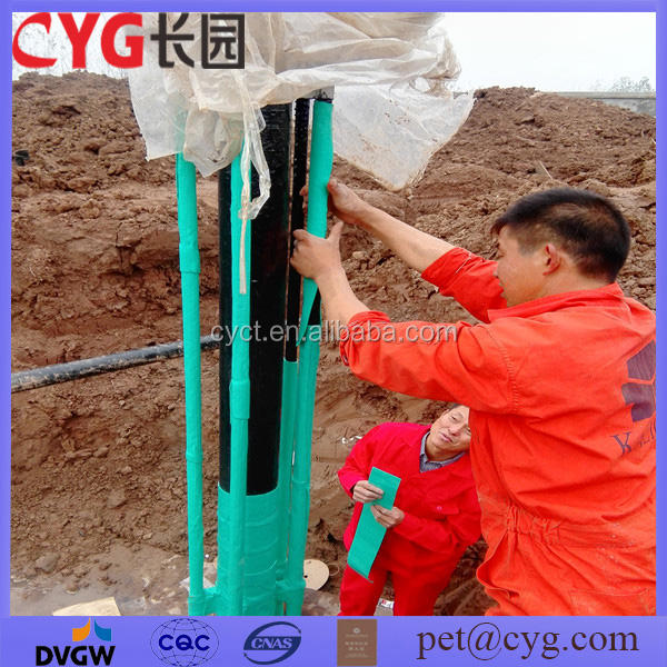 Упаковочный материал для подземных трубопроводов