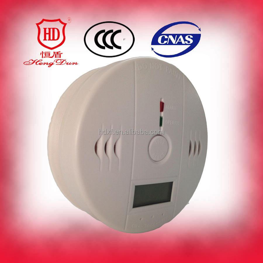 Sistemi sensörü gaz dedektörü, gaz ve duman dedektörü, toptan KIDDE karbon monoksit co dedektörü
