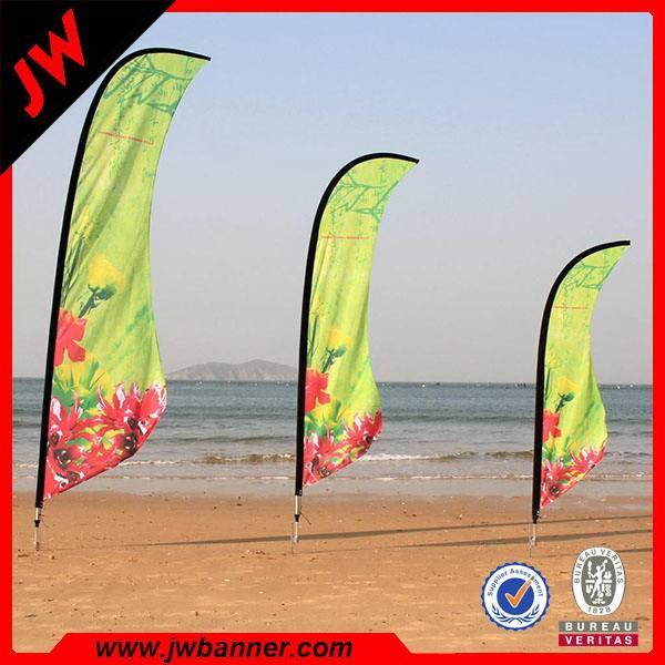 Бесплатная доставка полиэстер ветер баннер дисплей JW5921