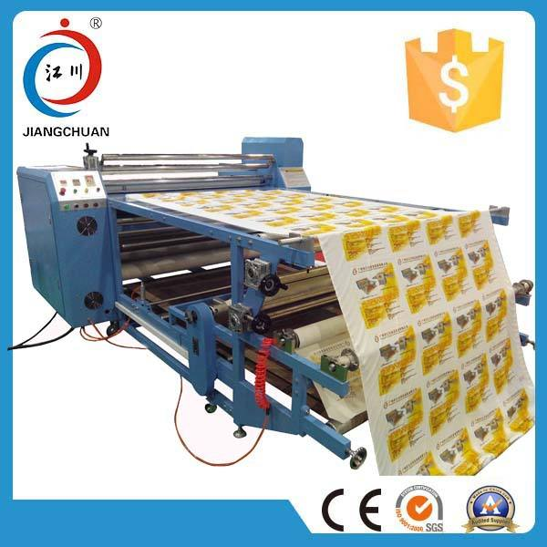 dreh Wärme pressmaschine für textile