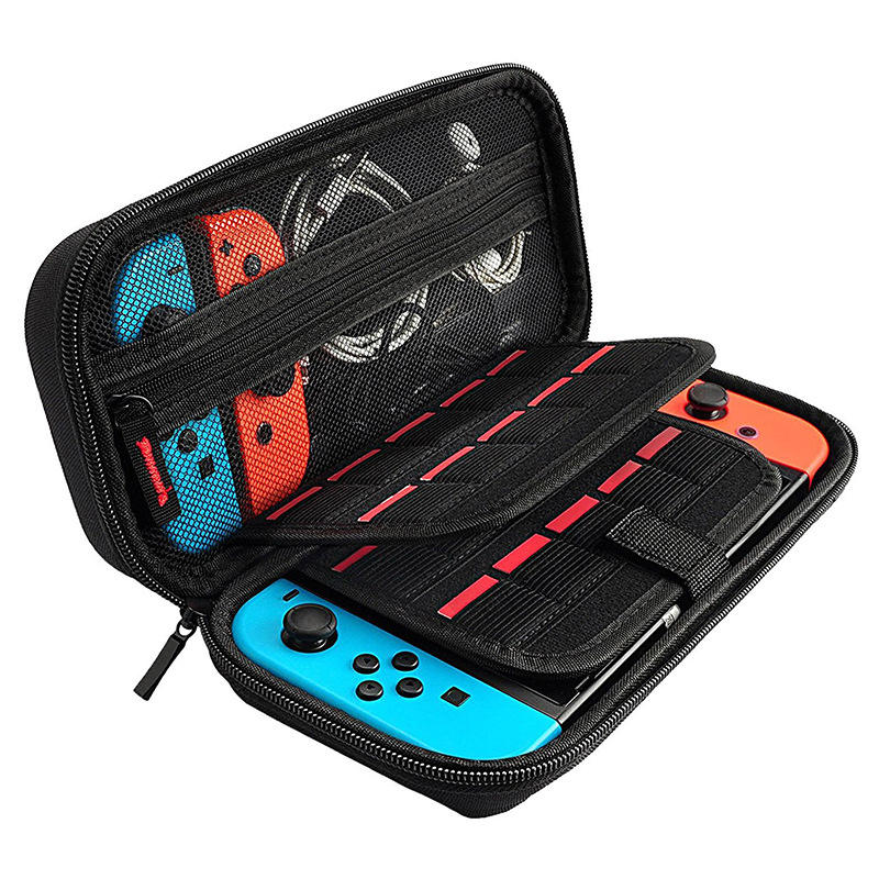 Carrying Case For Nintendo Switch and Accessory, Protective Hard Portable Travel Carry Case Shell Pouch, other game accessories
