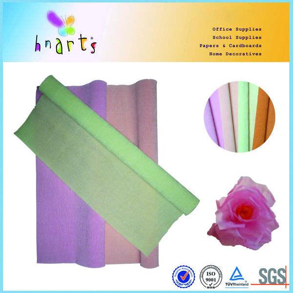 Красивые гофрированная бумага,Креп бумаг,цветем крепированной бумаги