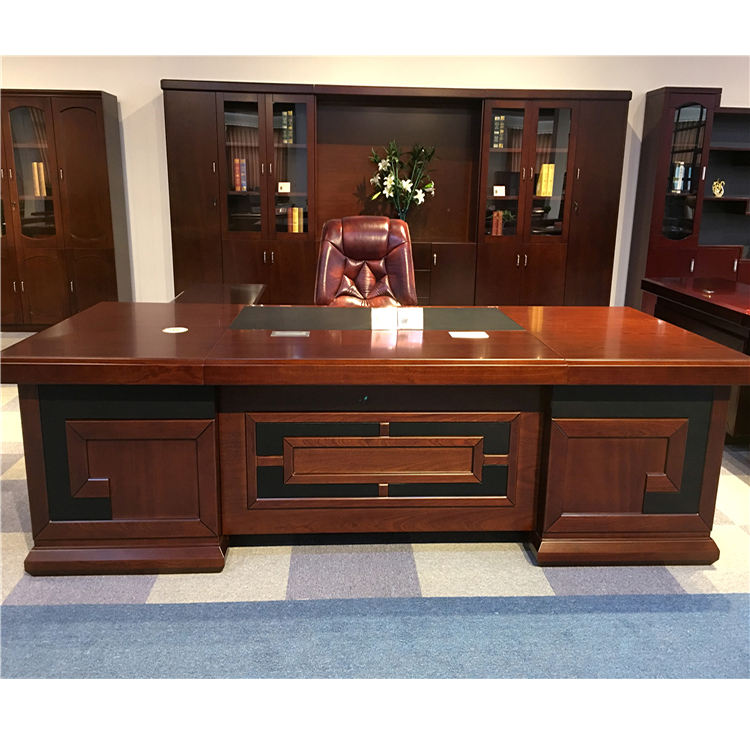 Durable Manufacturer Supply Executive Modern Director Office Table Design