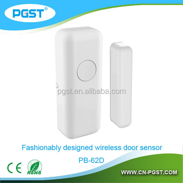 Дешевые цены беспроводной дверной контакт датчика с 1527 или 2262 фишек, CE и RoHS