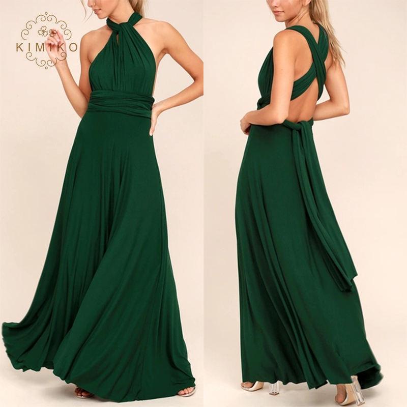 Trucos del oficio bosque verde Maxi <span class=keywords><strong>vestido</strong></span> <span class=keywords><strong>de</strong></span> <span class=keywords><strong>fiesta</strong></span>