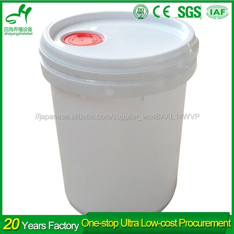 無料サンプル環境に優しい20l 10l 5l 2l 1lヘビーデューティペール3ガロンプラスチックバケツ