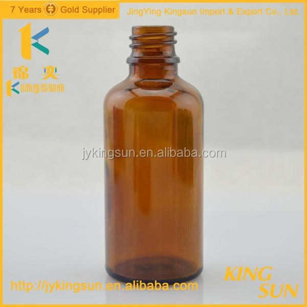 la medicina líquida uso y ácido Etch dirección superficial claro moldeado inyección botella de vidrio